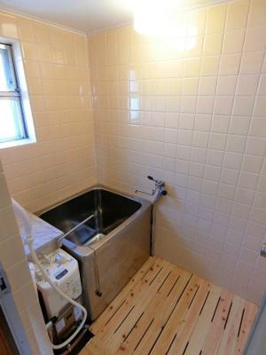 【浴室】箕面如意谷住宅11棟