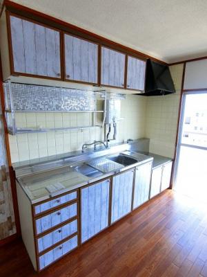 【キッチン】箕面如意谷住宅11棟