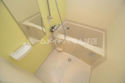 【浴室】セレーノ大阪ウエストベイ