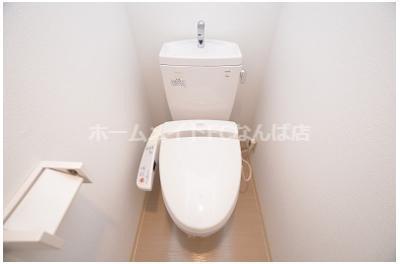 【トイレ】フォレシティ日本橋Ⅴ