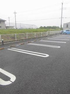 【駐車場】マルベリー 東富岡駅 2階建