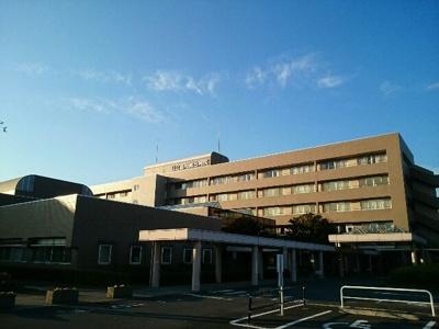 公立富岡総合病院まで300m