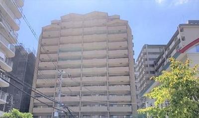【外観】朝日プラザキャストラン東大阪