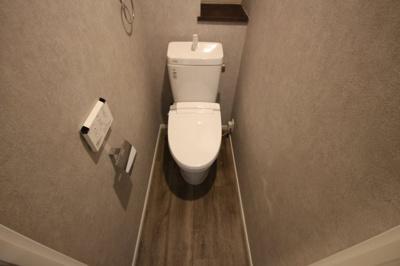 【トイレ】フィロ住吉