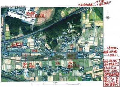 【外観】津山市宮尾 貸土地 1912坪