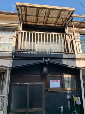 【外観】河合2丁目6-23連棟貸家