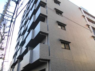 【外観】ルーブル方南町弐番館
