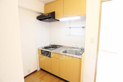 【キッチン】東明マンション東三国