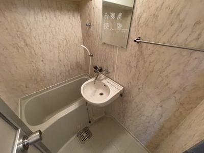【浴室】ロマネスク通町