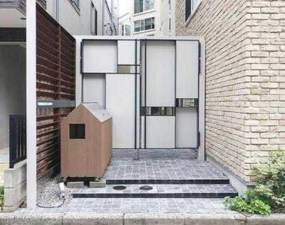 【エントランス】グランエッグス渋谷本町