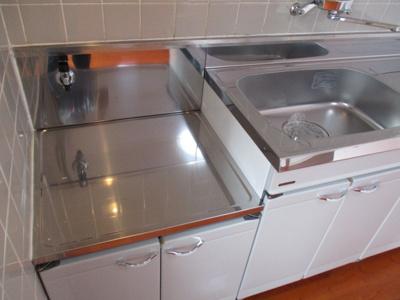 【浴室】赤嶺アパート