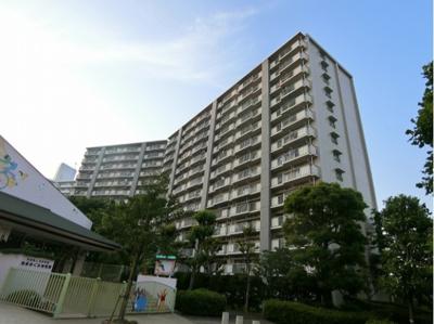 【外観】清新北ハイツ2号棟