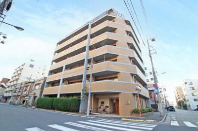【外観】モンファイエ菊川 4階 リ ノベーション済 2000年築