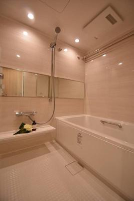 【浴室】モンファイエ菊川 4階 リ ノベーション済 2000年築