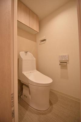 【トイレ】モンファイエ菊川 4階 リ ノベーション済 2000年築