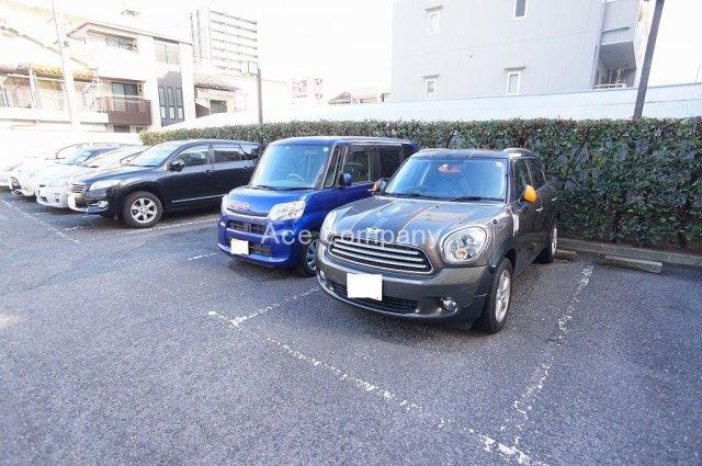 【青空駐車場】駐車料金:13000~15000円/月