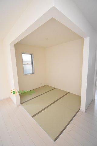 【和室】上尾市柏座2丁目 新築一戸建て リーブルガーデン