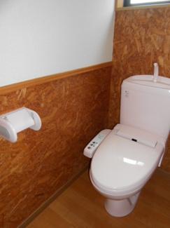 【トイレ】チェリーコーポオオヌマ