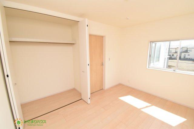 【子供部屋】鴻巣市箕田 第3 新築一戸建て リーブルガーデン 01