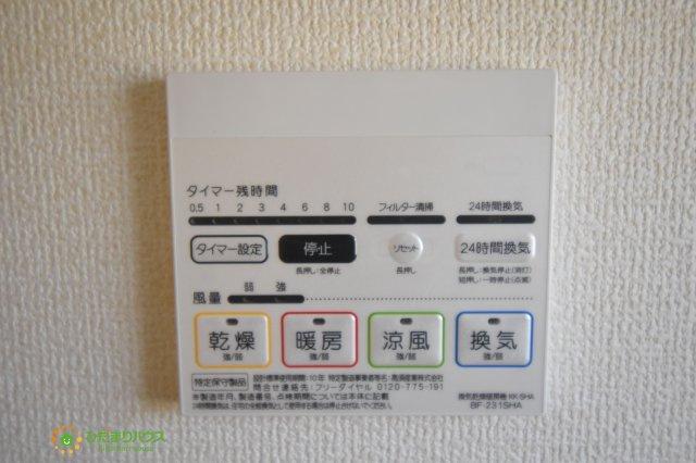 【設備】鴻巣市箕田 第3 新築一戸建て リーブルガーデン 01