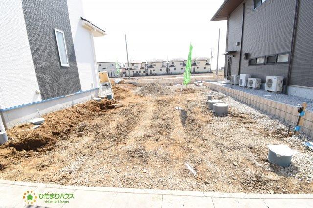 【駐車場】鴻巣市箕田 第3 新築一戸建て リーブルガーデン 01