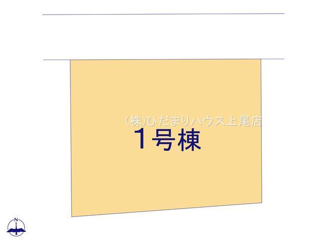 【区画図】鴻巣市箕田 第3 新築一戸建て リーブルガーデン 01