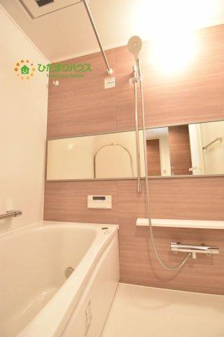 【浴室】上尾市緑丘2丁目 中古マンション ゼファー上尾緑丘