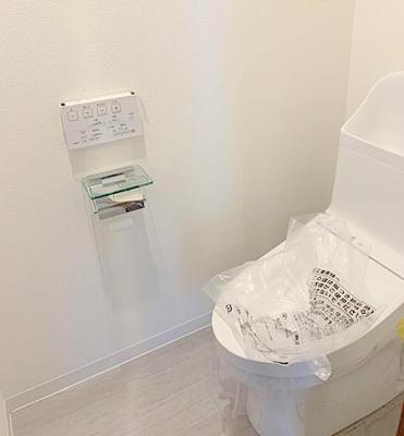 【トイレ】アクシルコート上野 リ フォム済 空室 専 用 駐 車場