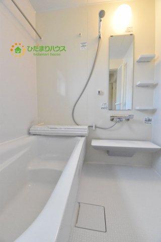 【浴室】行田市行田 新築一戸建て リーブルガーデン