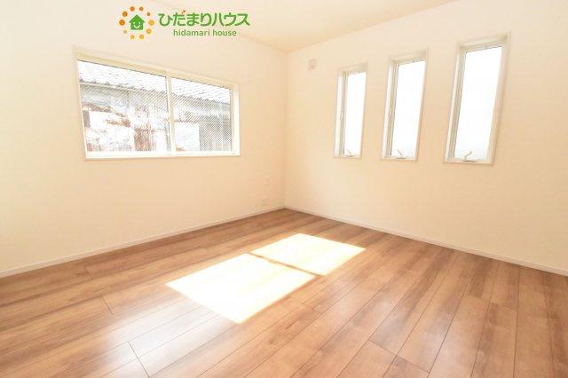 【寝室】行田市行田 新築一戸建て リーブルガーデン