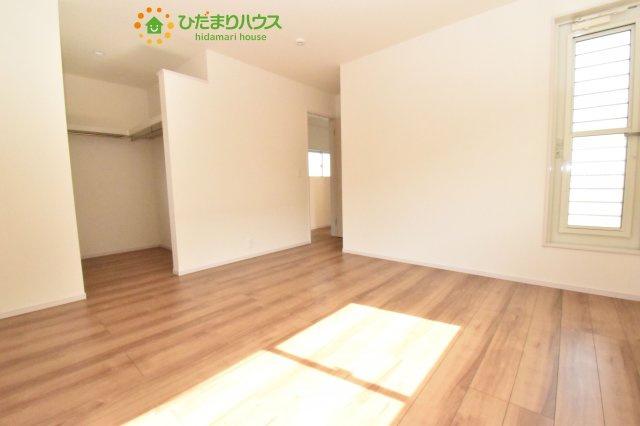 【収納】行田市行田 新築一戸建て リーブルガーデン