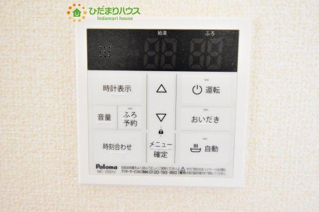 【設備】行田市行田 新築一戸建て リーブルガーデン