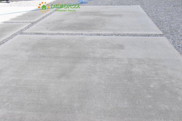 【駐車場】行田市行田 新築一戸建て リーブルガーデン