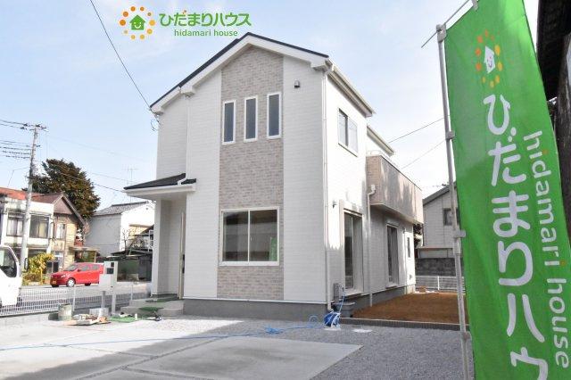 【外観】行田市行田 新築一戸建て リーブルガーデン