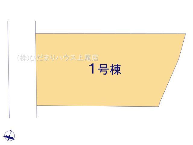 【区画図】行田市行田 新築一戸建て リーブルガーデン