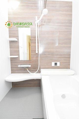 【浴室】鴻巣市加美 20-1期 新築一戸建て リナージュ 02