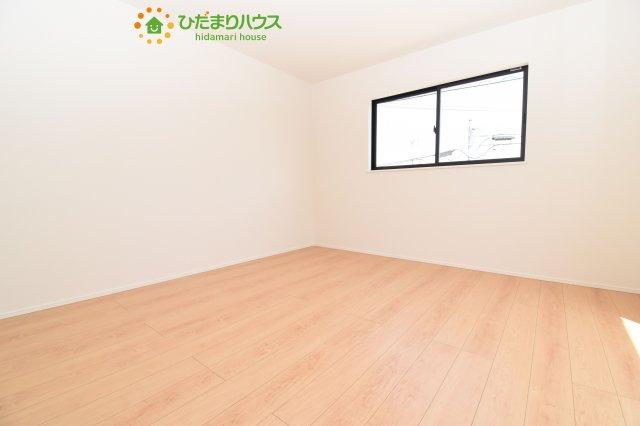【寝室】鴻巣市加美 20-1期 新築一戸建て リナージュ 02