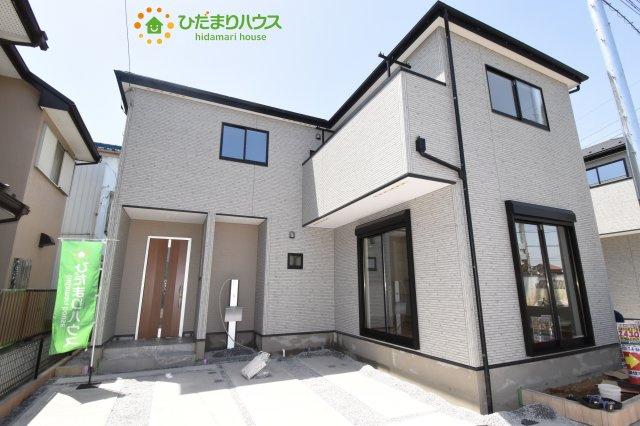 【外観】鴻巣市加美 20-1期 新築一戸建て リナージュ 02