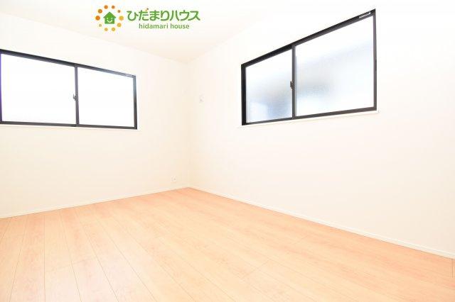 【子供部屋】鴻巣市加美 20-1期 新築一戸建て リナージュ 02