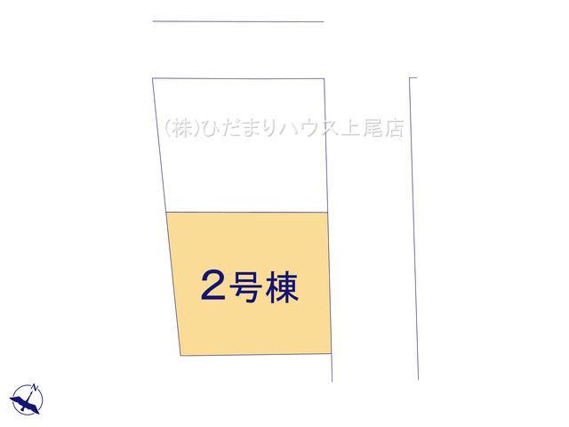 【区画図】鴻巣市加美 20-1期 新築一戸建て リナージュ 02