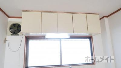【キッチン】レジデントヒラノ