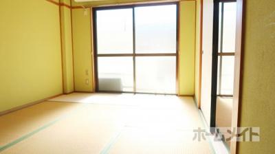【和室】レジデントヒラノ