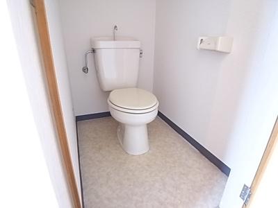 【トイレ】サンビレッジ高丸