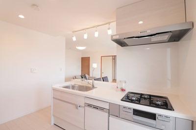 食洗機付きキッチンです