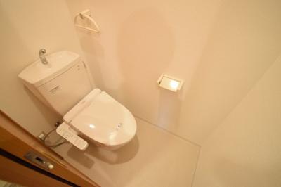 【トイレ】マミービル