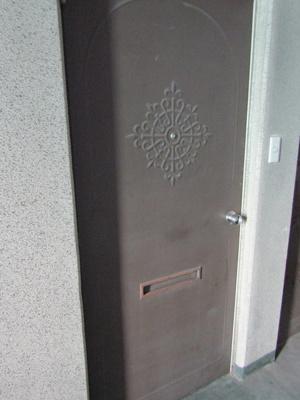 【玄関】チサンマンション