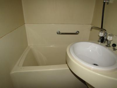 【浴室】チサンマンション