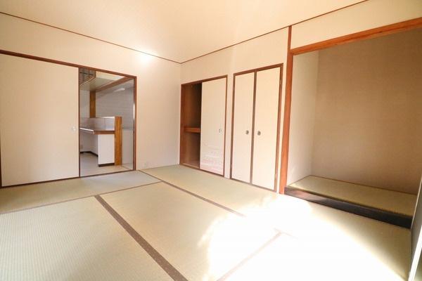 1階6帖和室♪