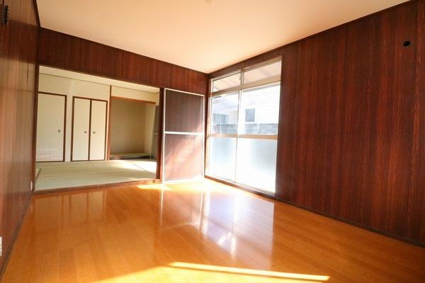 1階6帖洋室♪