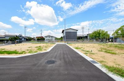 【外観】倉敷市中島(9期)分譲地 2号地